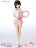 Volks Kyoto home Town Dolpa 9 Photokano Haruka's Tennis Wear Set