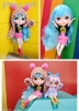 Takara Tomy CWC Shop Limited Neo Blythe Mandy Cotton Candy 1/6 Fashion Doll