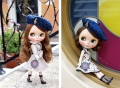 Takara Tomy CWC Shop Limited Neo Blythe Musical Trench 1/6 Fashion Doll